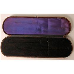 Original Michael Price Knife Box  (115256)