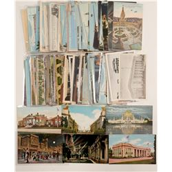 Pan-Pac Postcard Collection  (103330)