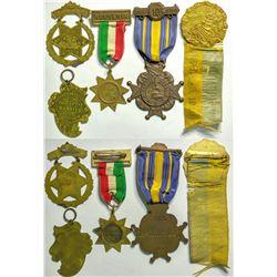 Souvenir Badge Collection  (114323)