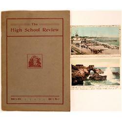 Early Santa Cruz Beach RPC & Santa Maria, CA. High School Review  (116346)