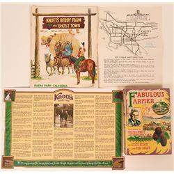 Knotts Berry Farm Book  (115215)
