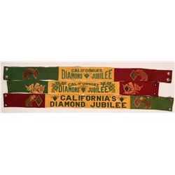 Diamond Jubilee Sash Trio  (115692)
