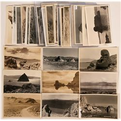 Pyramid Lake Real Photo Postcard Collection  (115744)