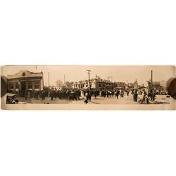 Everett, Washington Parade Panorama Photograph  (115314)