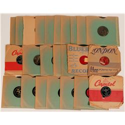 Records 78 rpm Various Artists  (116440)