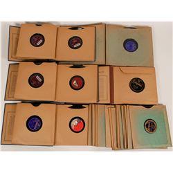 Classical & Big Band Music 78 Record Books  (116679)