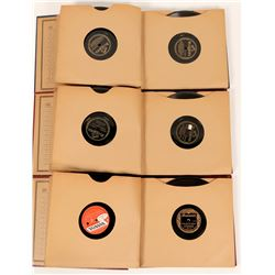 Three 78 rpm Album Books  (116677)
