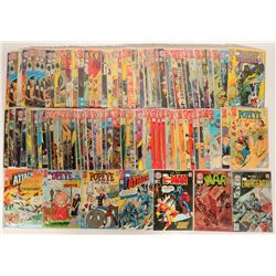 Charlton Brand Box of Comics  (109360)
