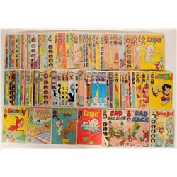 Harvey Comics Box   (109363)