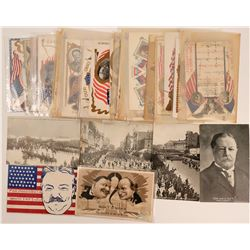 President Taft Postcard Collection  (113101)