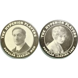 Hyperion Players Pocket Mirrors  (114414)
