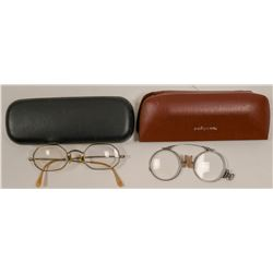 Vintage Eye Glasses (2)  (105665)