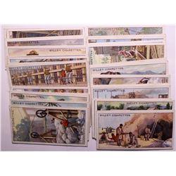 Mining Tobacco Card Set  (115158)