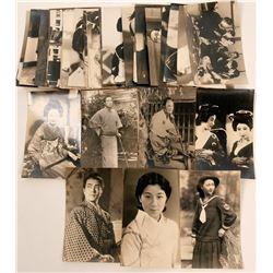 c.1950s/60s Japanese Movie Stills  (113096)