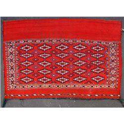 Turkoman (Atshan) Bag (Soumak)  (82078)