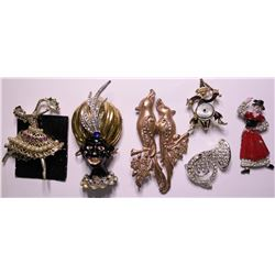 Brooches  (114756)