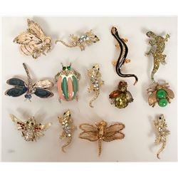 Bug Brooches  (114758)