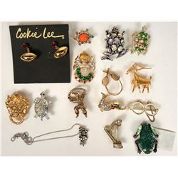 15 Brooches  (114760)