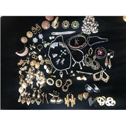 Designer Costume Jewelry Grab Bag   (110379)