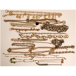 Vintage costume jewelry (lot 19)  (114719)