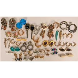 Vintage costume jewelry (lot 32)  (115021)