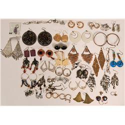 Vintage costume jewelry (lot 35)  (114753)