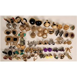 Vintage costume jewelry (lot 40)  (114762)