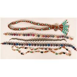 Vintage costume jewelry (lot 5)  (114716)