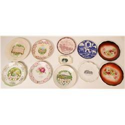Souvenir Plate Collection, East Coast (11)  (115353)