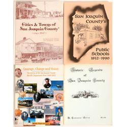 San Joaquin County History Books  (113045)