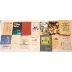 Santa Barbara & Ventura-Area History Library  (115309)