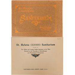 Sanitarium Booklet  (117256)