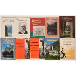 Yosemite History Library  (115313)