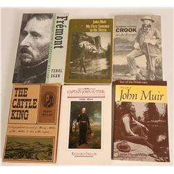 Major California Figures Biographies  (115290)