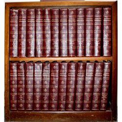Books / Encyclopedia Britannica / & Atlas. / 2 Items.  (106254)