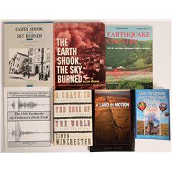 Earthquake Library  (115124)