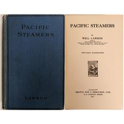 Pacific Steamers by Will Lawson  (113047)