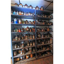Assay Lab Chemical Containers Collection (117721)