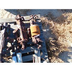 Jackleg pneumatic drill  (114201)