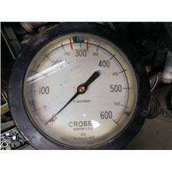 Pressure gauge, crosby  (114224)