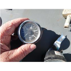 Pressure gauge, small air PSI  (114227)