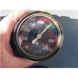 Pressure gauge, Acco helicoid gauge  (114230)