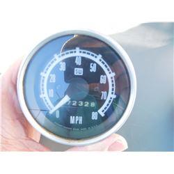 Pressure gauge, SW top  (114233)