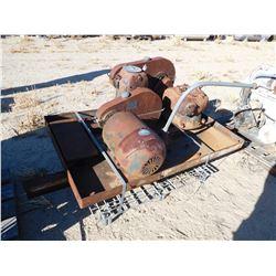 Link Belt silent chain worm oil cevice  (114245)