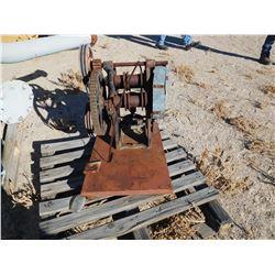 Gear drive mechanism 18 in dia.  (114246)