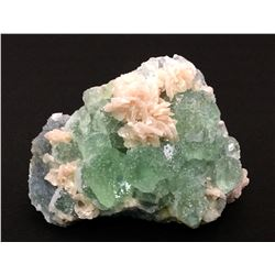 Fluorite and Dolomite from China  (53120)