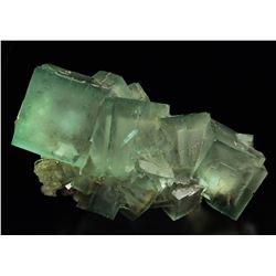 Fluorite from Huanggang Fe-Sn deposit, China  (53029)