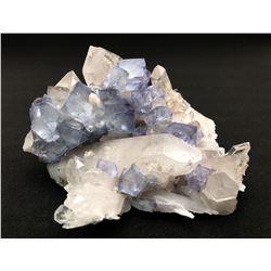 Fluorite from Yaogangxian Mine, China  (53024)