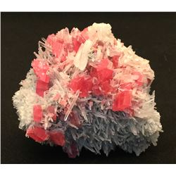 Rhodochrosite from Sweet Home Mine, Colorado  (53073)