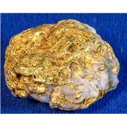 Gold and Quartz Specimen 1  (114141)